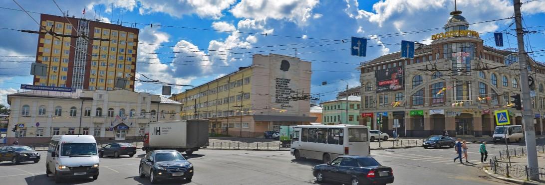 Новый адрес Лексикон г. Иваново, ул. Красной армии, д. 1, ТЦ «Воздвиженка», этаж 3, оф. 15