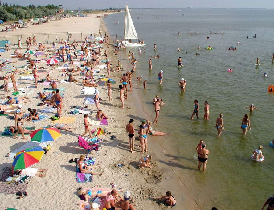 фото пляжи краснодарского края