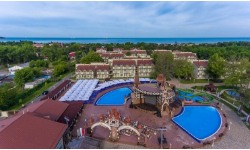 Отель Довиль Alean Family Resort & Spa Doville