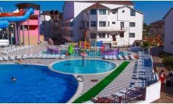 Отель в Анапе с аквапарком и бассейном по все включено