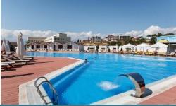 отель 4*в Анапе ДАЧА DEL SOL с бассейном все включено