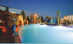 Прометей Клуботель в Сочис горкой и бассейном все включено отдых с детьми