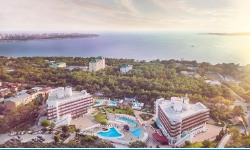 Биарриц | Alean Family Resort  Biarritz  отель 4  Геленджик