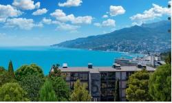Отель Green park Yalta-Intourist / Грин Парк Ялта-Интурист