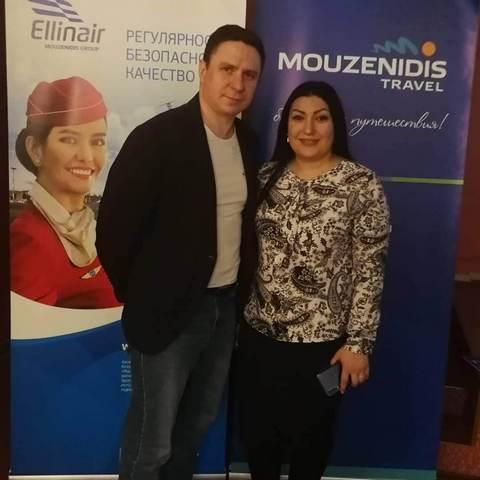 семинар туроператора Mouzenidis
