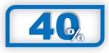 Акции и скидки до 40%